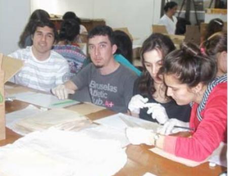 Jornadas de Prácticas Profesionales de Archivología