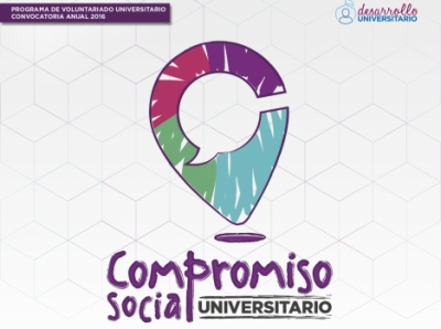 Convocatoria Programas de Voluntariado Universitario 2016